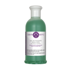 GEL DETERGENTE MANI-PIEDI The Verde - The Nero 250 ML.