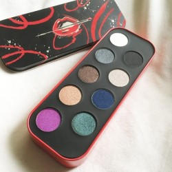 ARTISTIC PALETTE 9 ARTIST SHADOW MAKE UP FOR EVER