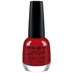 FABY NAILS - RED CARPEDT